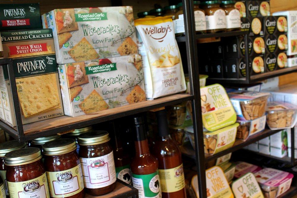 Galena Cellars Snack Items