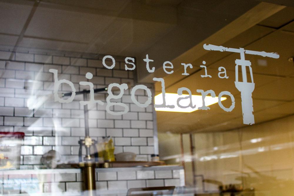 Osteria Bigolaro Logo