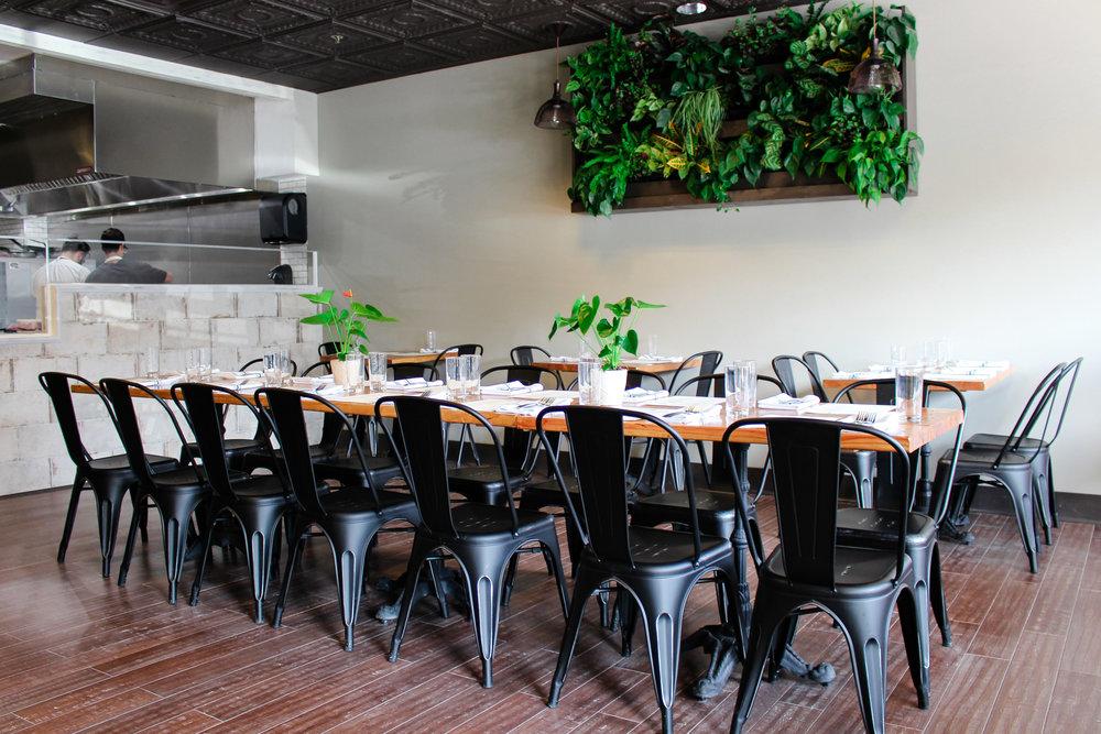 Osteria Bigolaro Restaurant Interior
