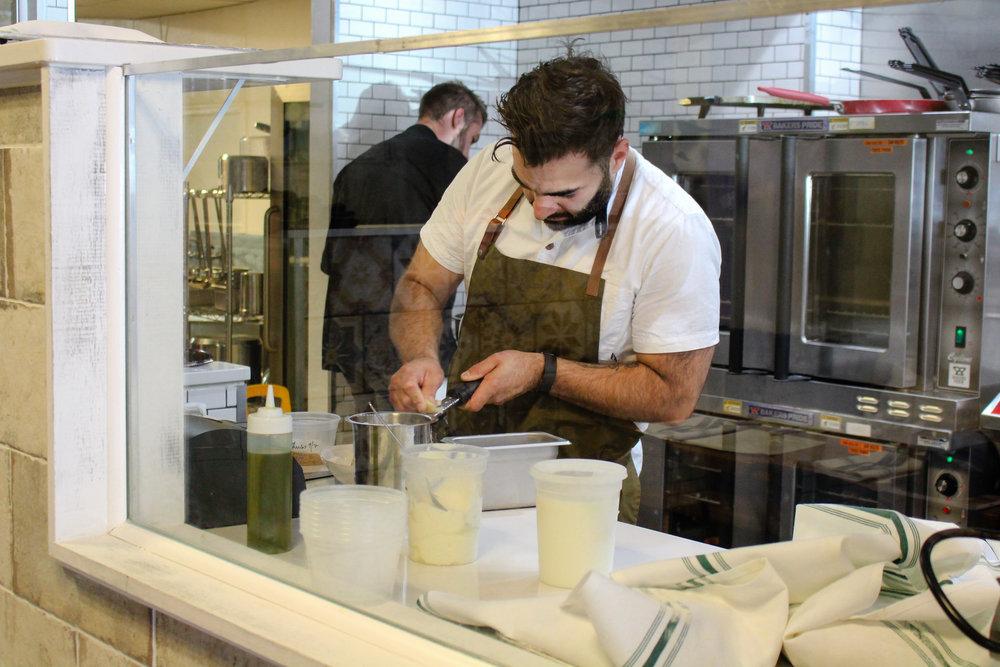 Chef Anthony Gargano