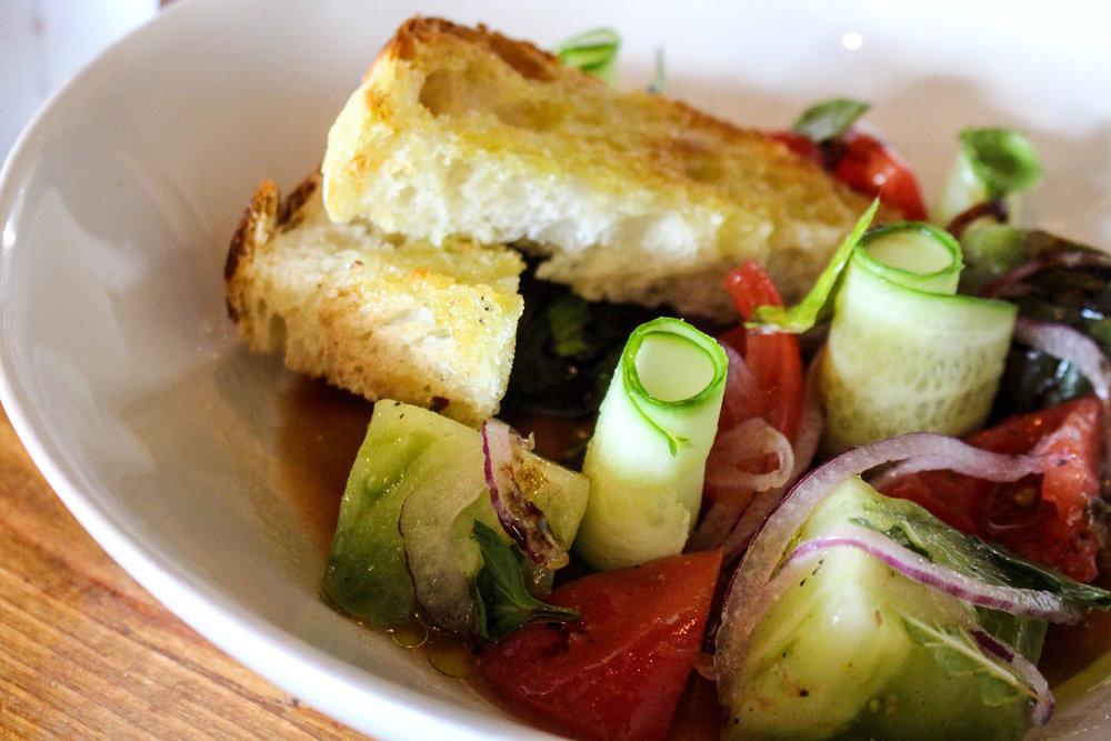 Grandpa's Salad Osteria Bigolaro