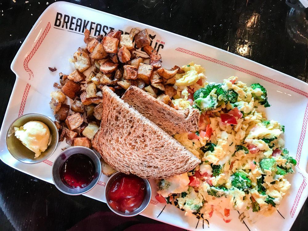 Breakfast Republic Scrambler