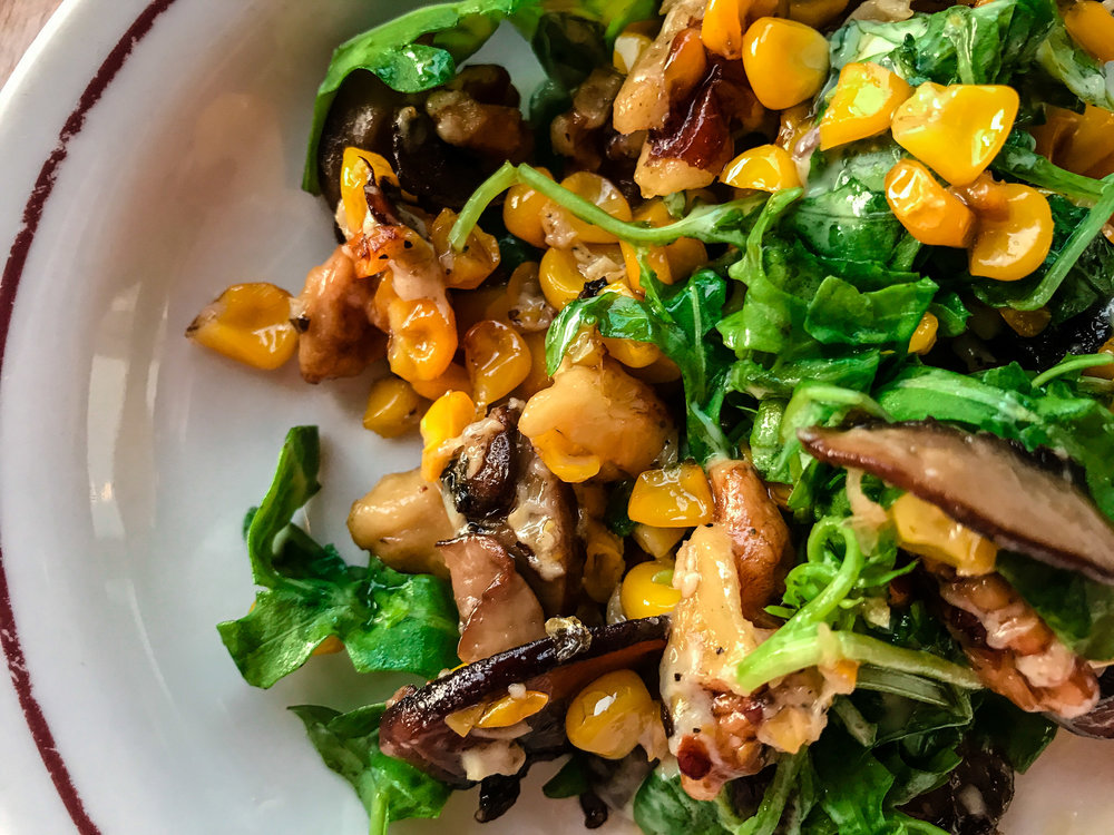Davanti Enoteca Corn Salad