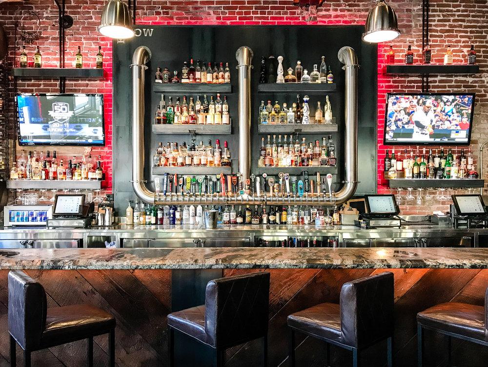 Barley Mash Bar
