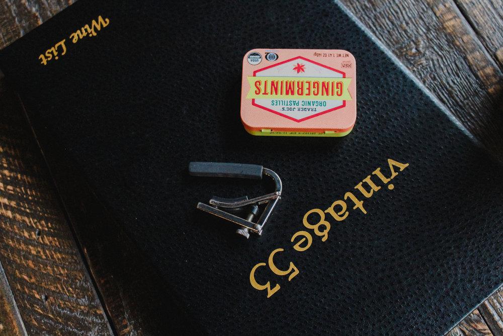 LSS Drew Clausen Accessories Vintage 53
