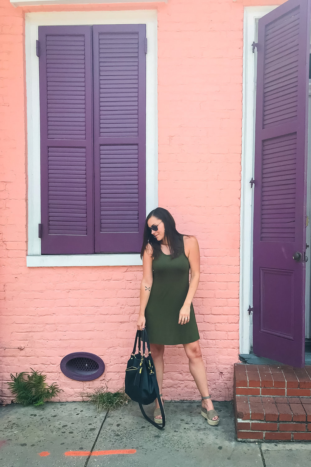 LSS New Orleans Outfit