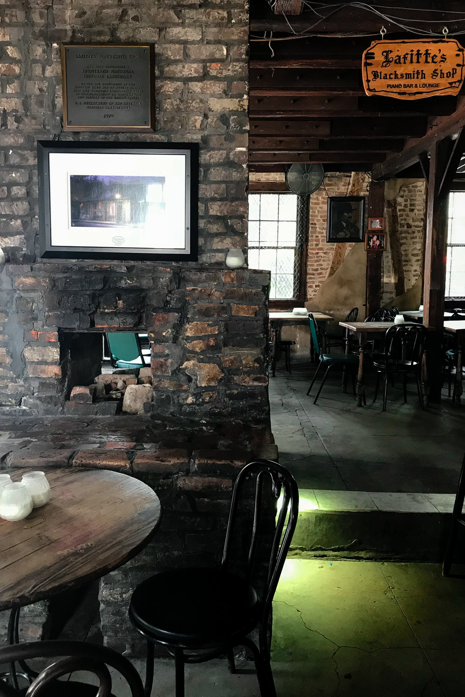 LSS Blacksmith Shop Bar New Orleans