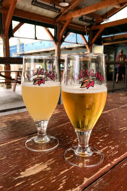 LSS Allagash Beer