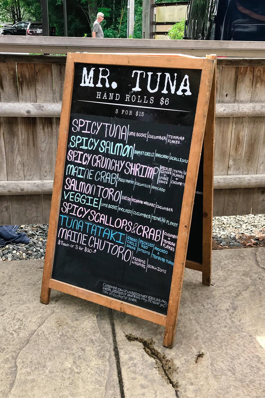 LSS Mr Tuna Sushi