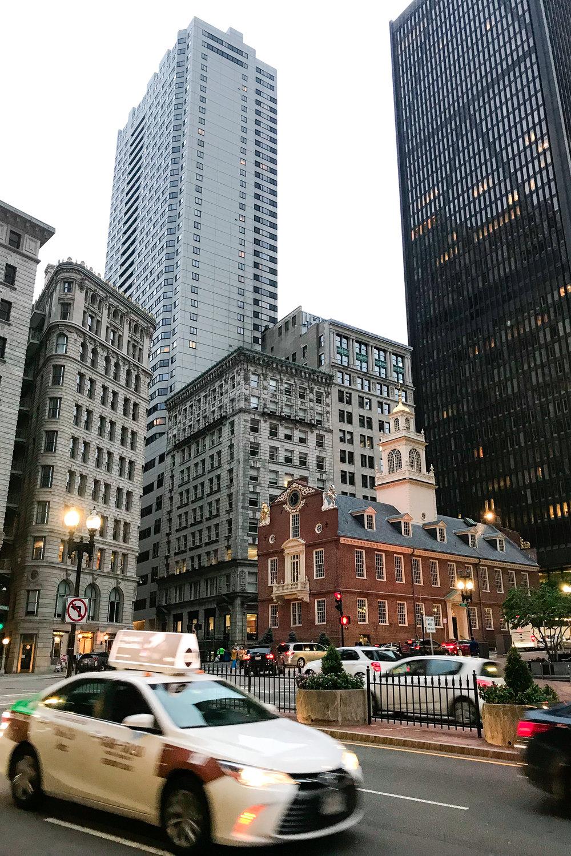 LSS Downtown Boston