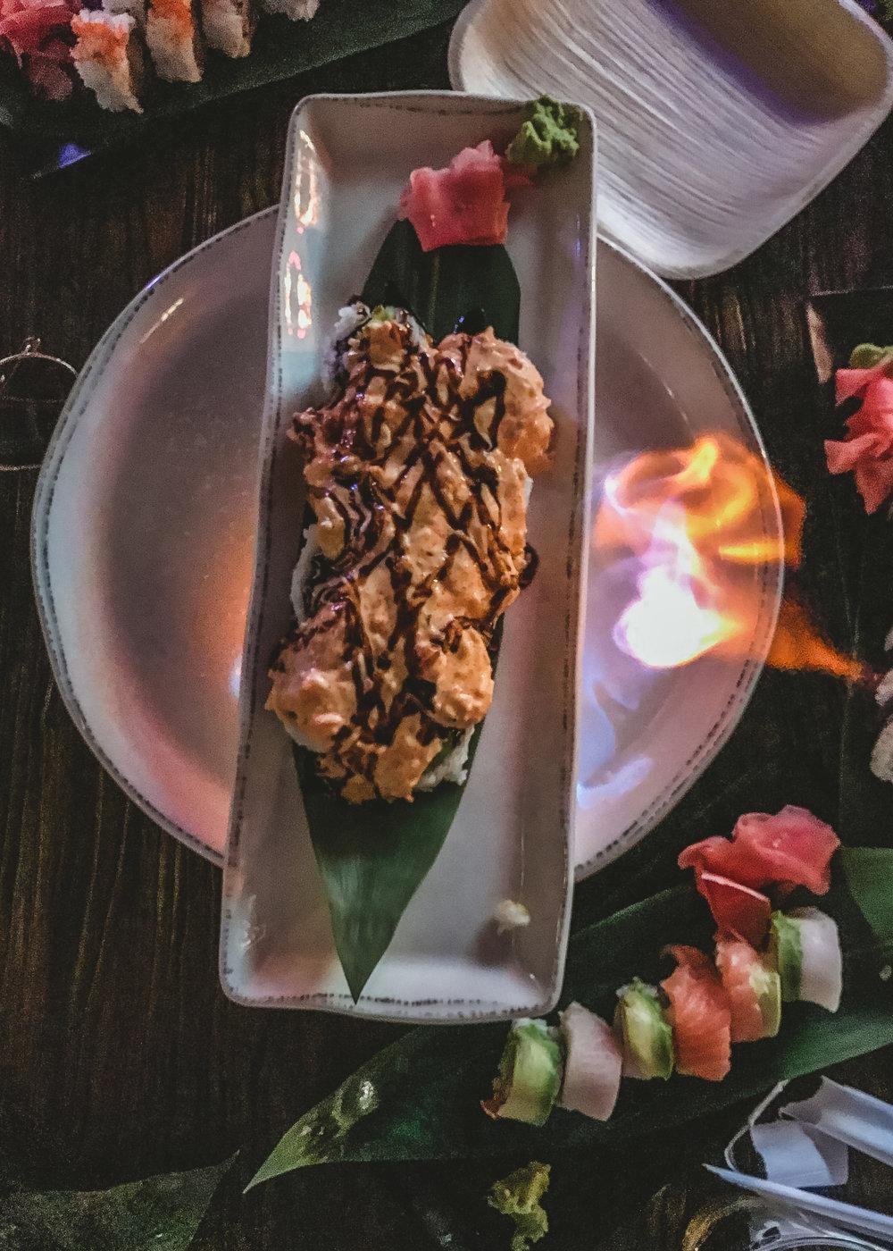 LSS Luke Bryan's Nashville Sushi