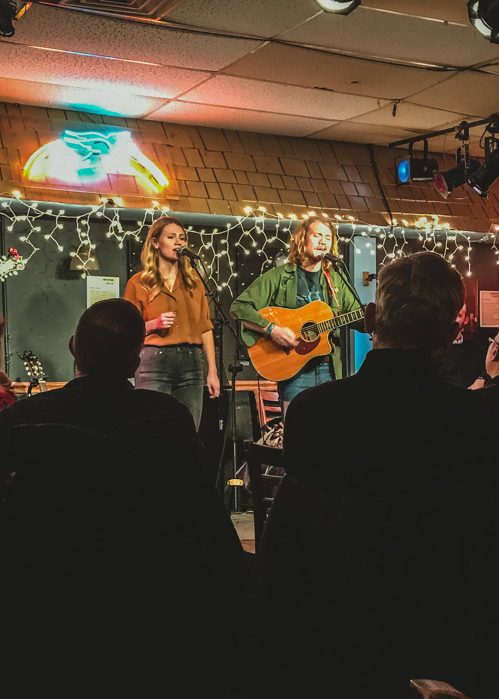 LSS Bluebird Cafe Nashville Brother and The Hayes