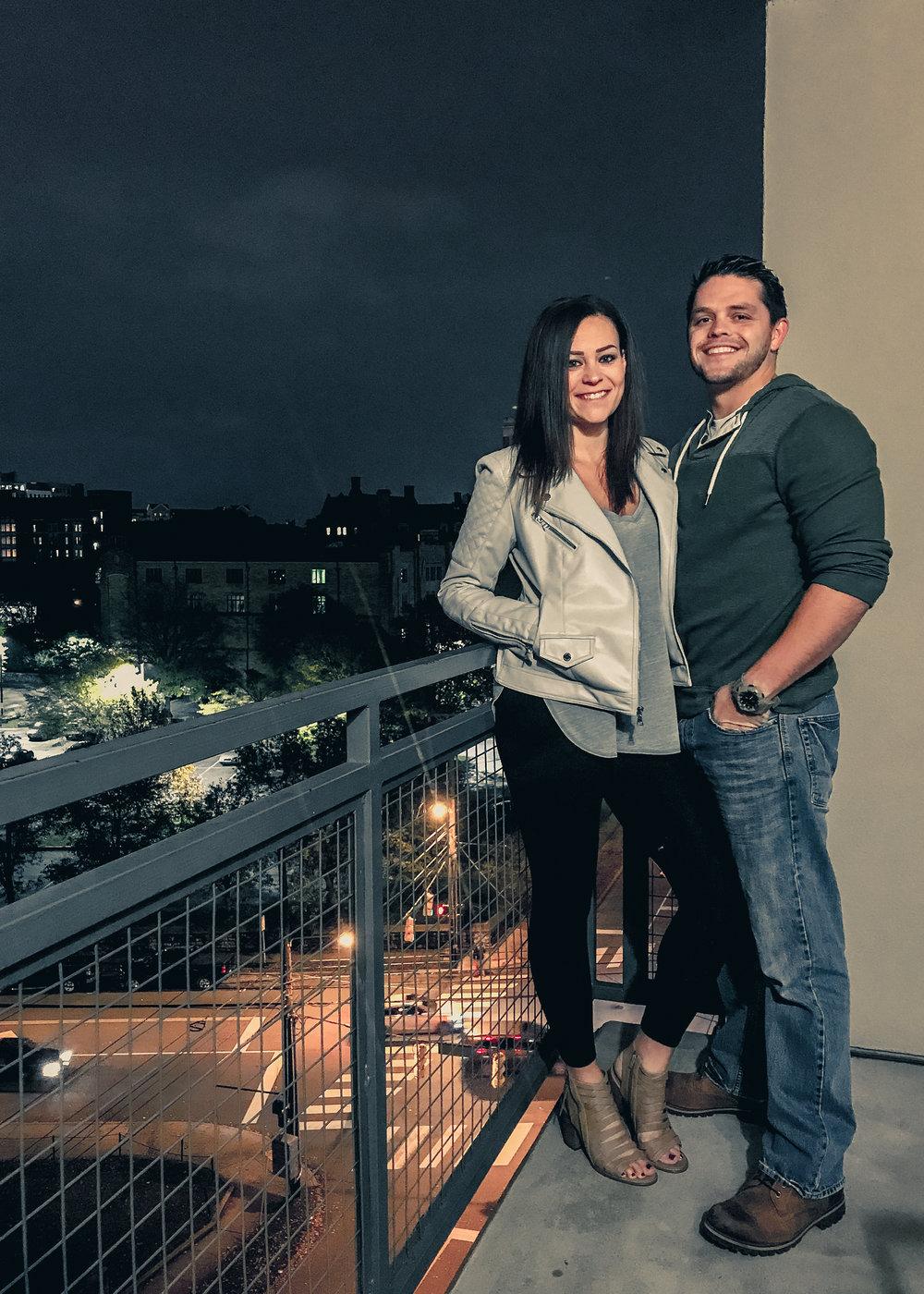 LSS Nashville Laura and Ryan