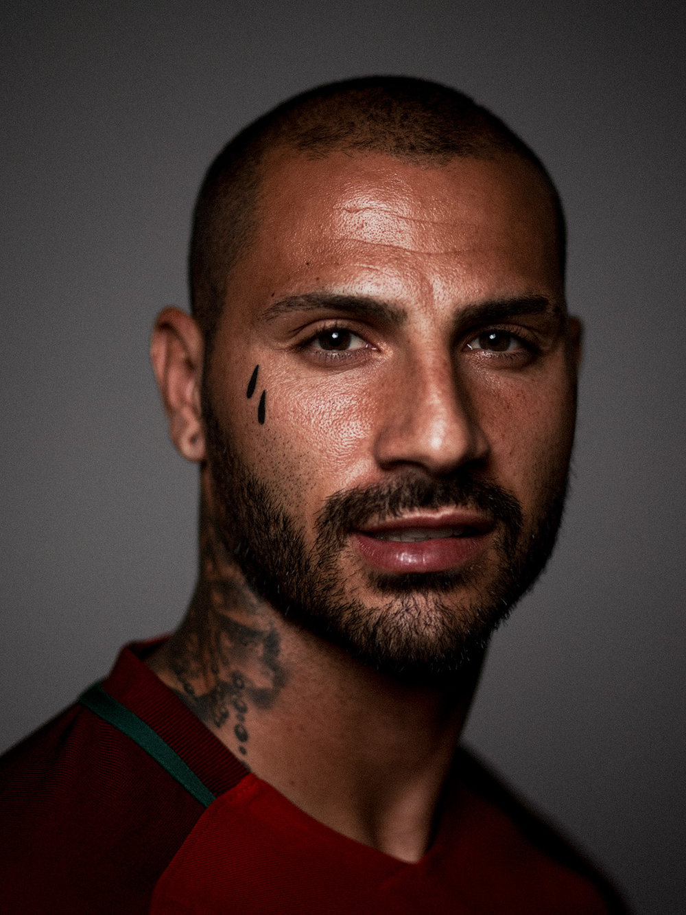 Ricardo Quaresma  of  Portugal  poses during the official  UEFA Euro Cup 2016   portrait  session on May 26, 2016 in Lisbon, Portugal. Midfielder Ricardo Quaresma (32) played a decissive role during the eight and quarterfinals of the UEFA Euro 2016. Portugal won the final match against France and gave their country a Eurocup for the firts time.