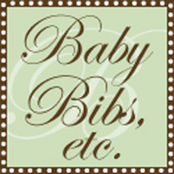 Personalized Baby Gifts - Baby Bibs etc.
