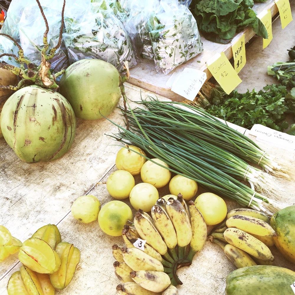 Monday Farmer's Market