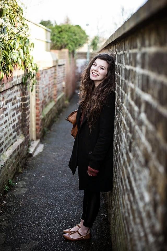 Fifi McGee: Brighton blogger