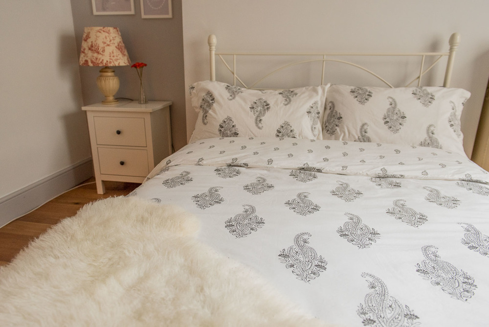Bedroom Makeover Update We Need A New Bed Pronto Fifi Mcgee