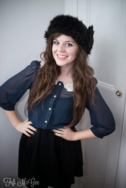 Fifi McGee outfit post brighton fashion