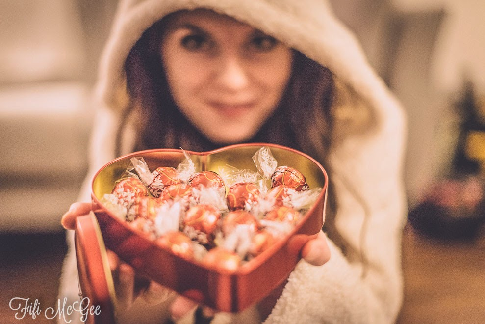 Cosy Valentine's Day with Lindt