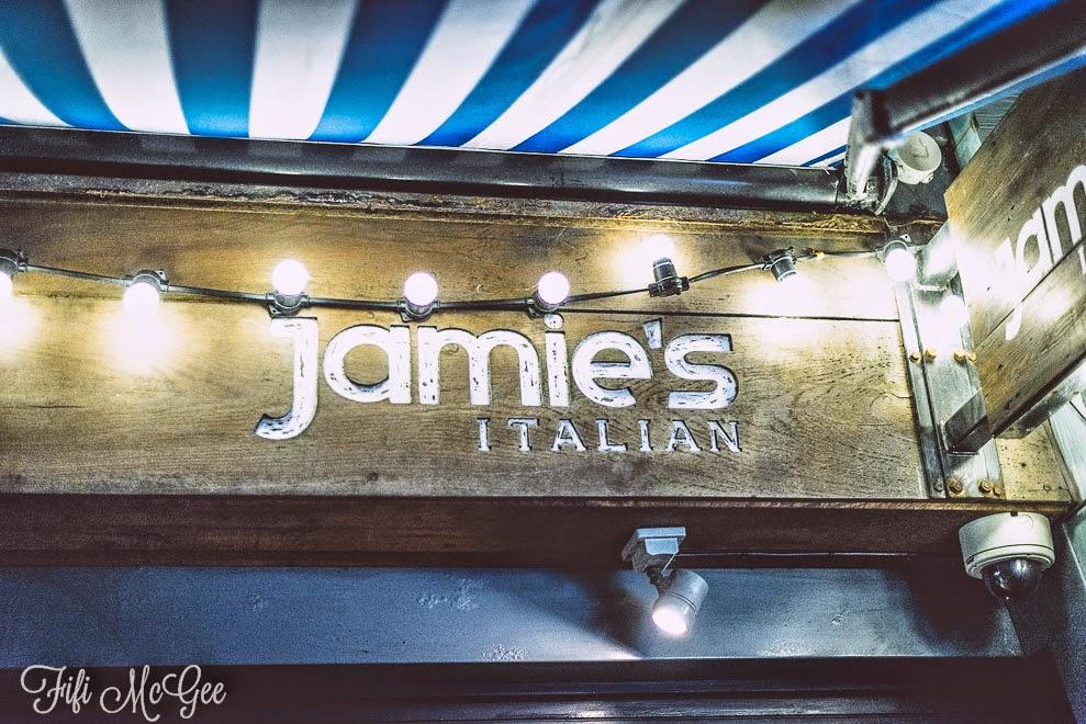 Jamie Oliver's Italian review in Brighton