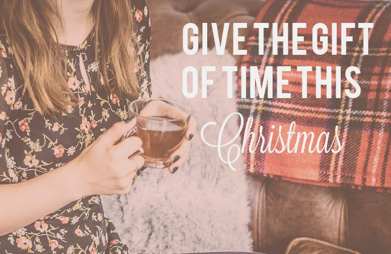 Give the gift of time this Christmas | Fifi McGee & Carrie Brighton | Tea & Cake :)