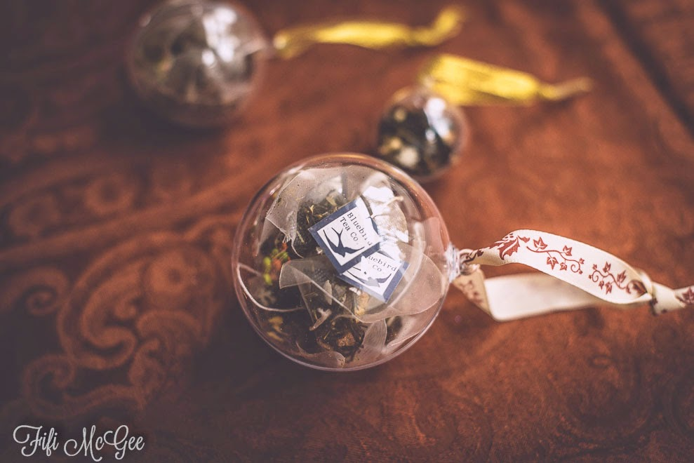 Christmas tree decorations | Edited & Bluebird Tea Co | Brighton