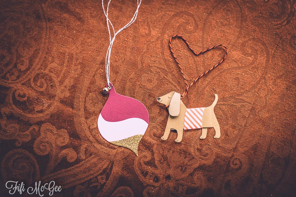 Christmas gift tags | Edited | Brighton