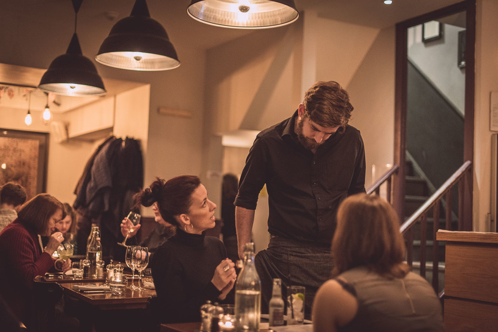 The Coal Shed Brighton restaurant review | Fifi McGee + Neil William Shaw Photography