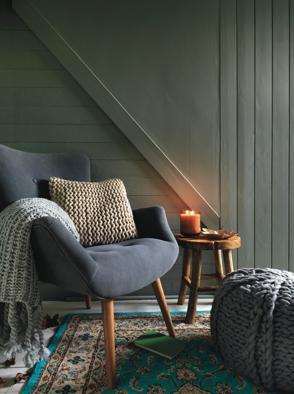 Eclectic interiors from the Home Sense A/W 15 collection