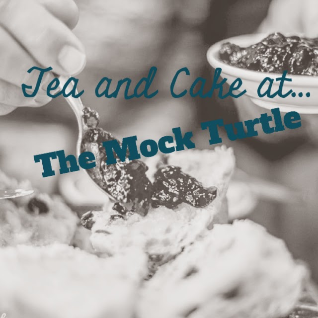 Fifi McGee: Brighton tea cafe review, The Mock Turtle