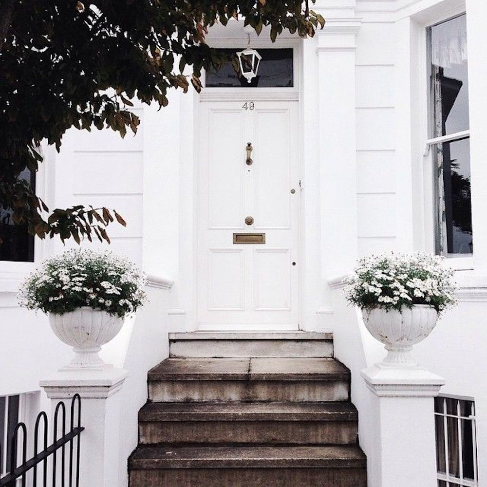 16 of the most beautiful doorways you need to see ››