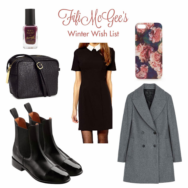 Winter wish list // Style // Fifi McGee