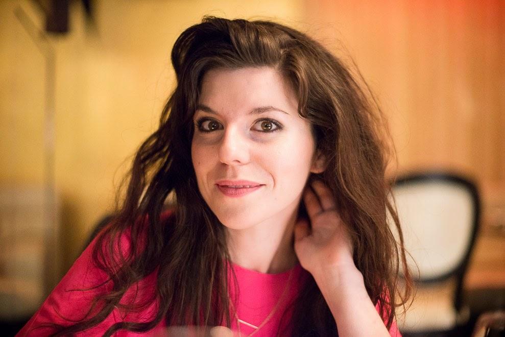Fifi McGee Brighton blogger