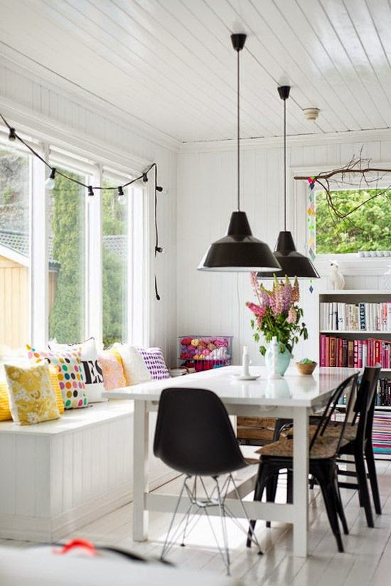 How to enhance your home with simple lighting (and WIN a tripod floorlamp worth £175!) ››