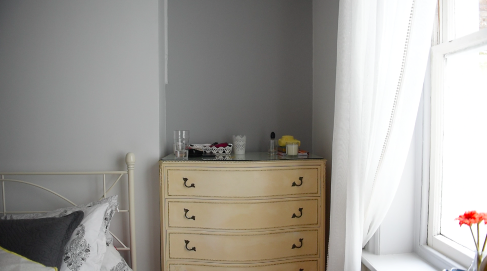 styling a chest of drawers