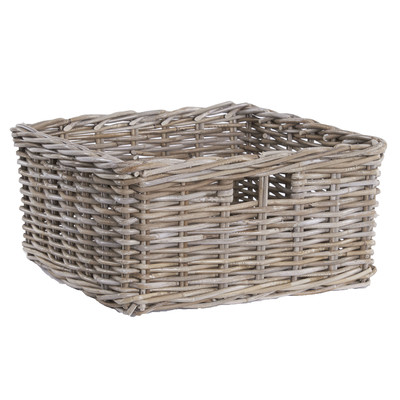 RATTAN KITCHEN BASKET, WAYFAIR