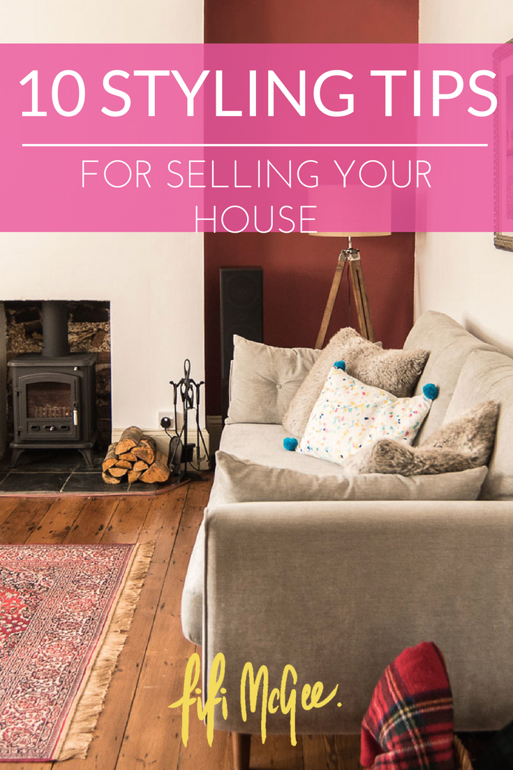 10 Styling tips we implemented before putting our flat on the market