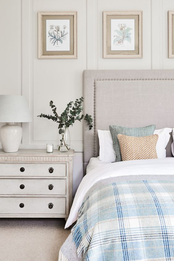 GORGEOUS BEDROOM DESIGNED BY SIMS HILDITCH