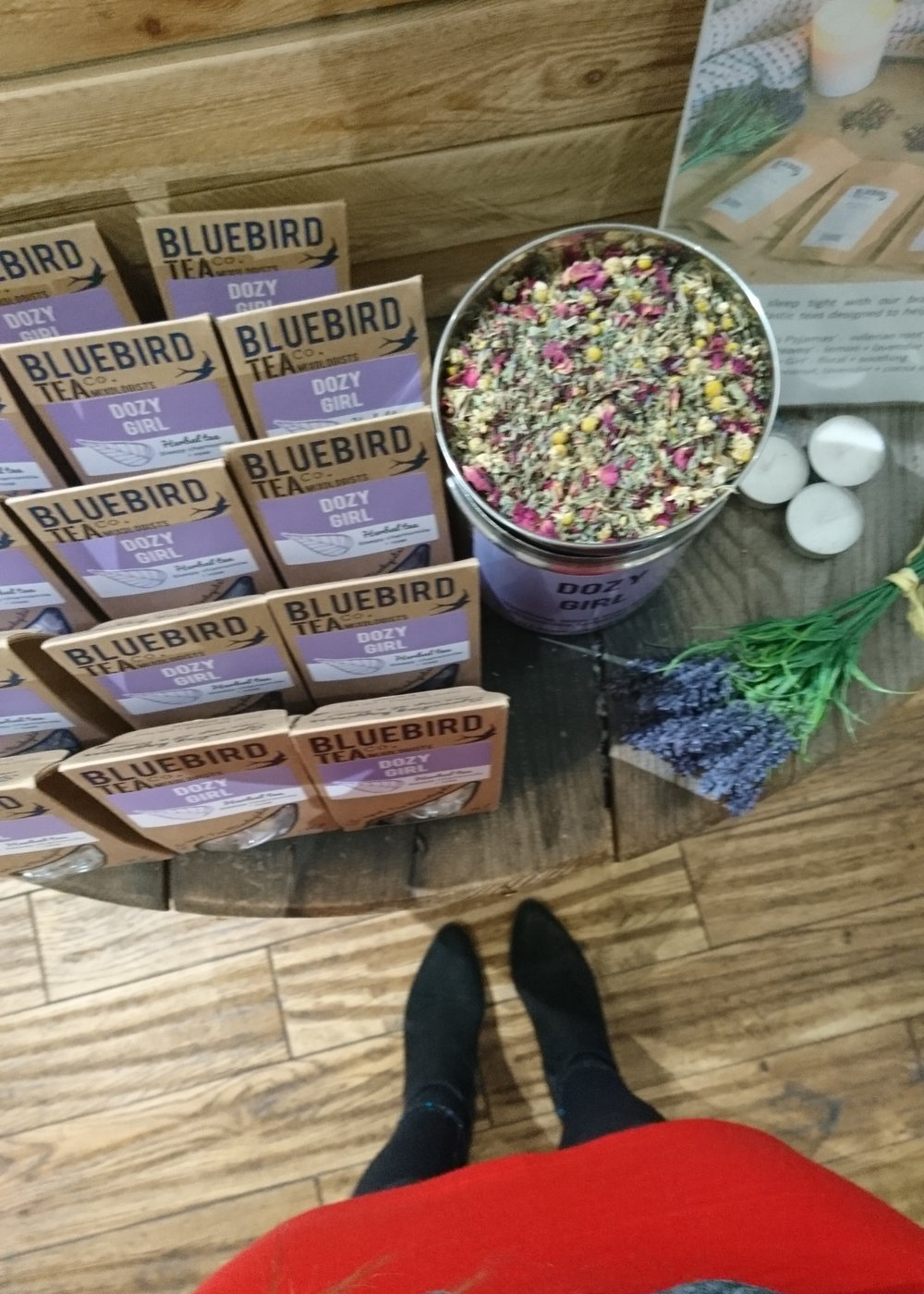 Bluebird Tea Company