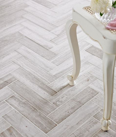 Teakwood Polished Tiles , Topps Tiles