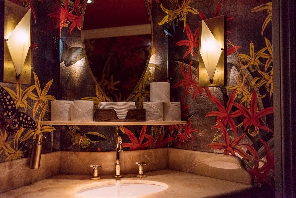 The Ivy Brighton toilets