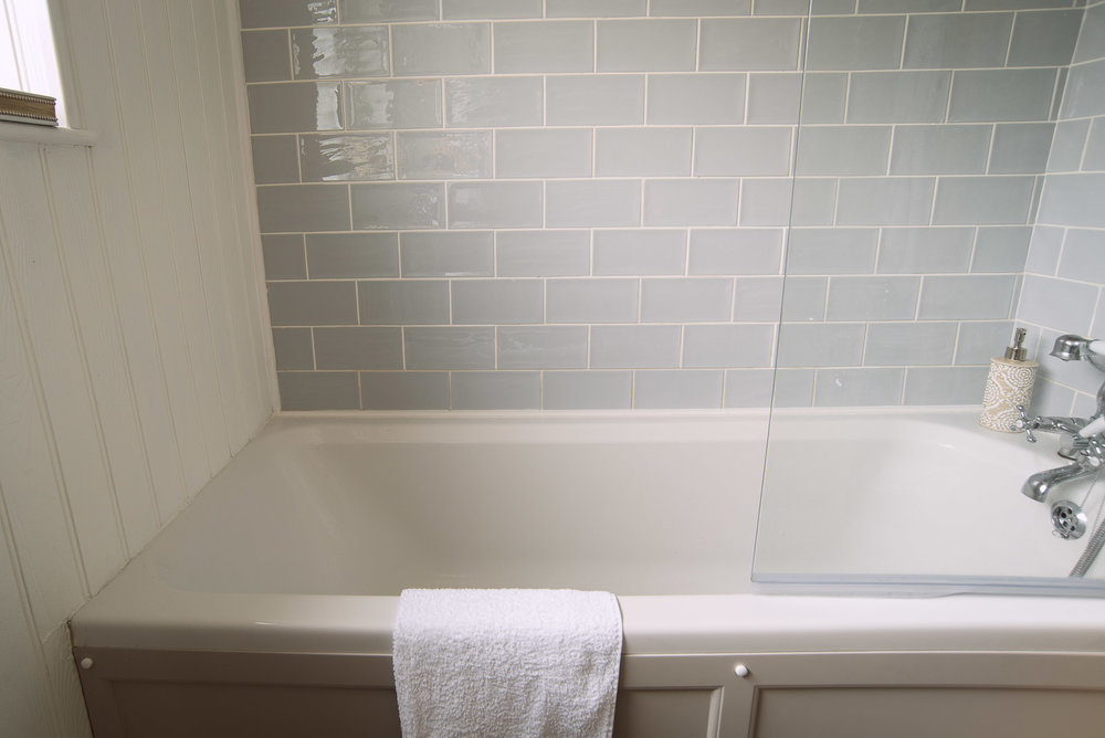 Bathroom renovation makeover