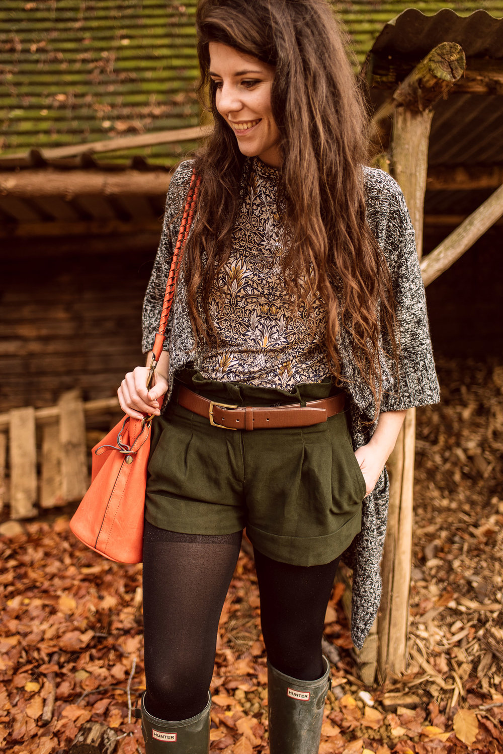 Autumn fashion, what I wore