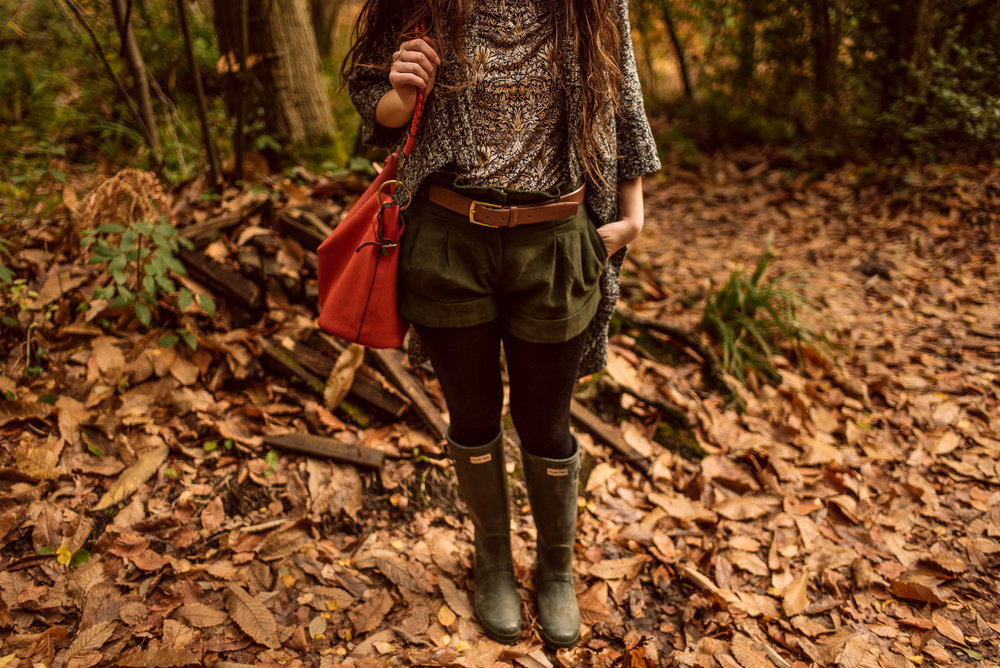 Autumn fashion, style blogger