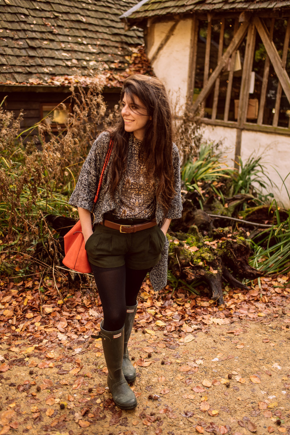 Autumn Fashion Brighton Blogger