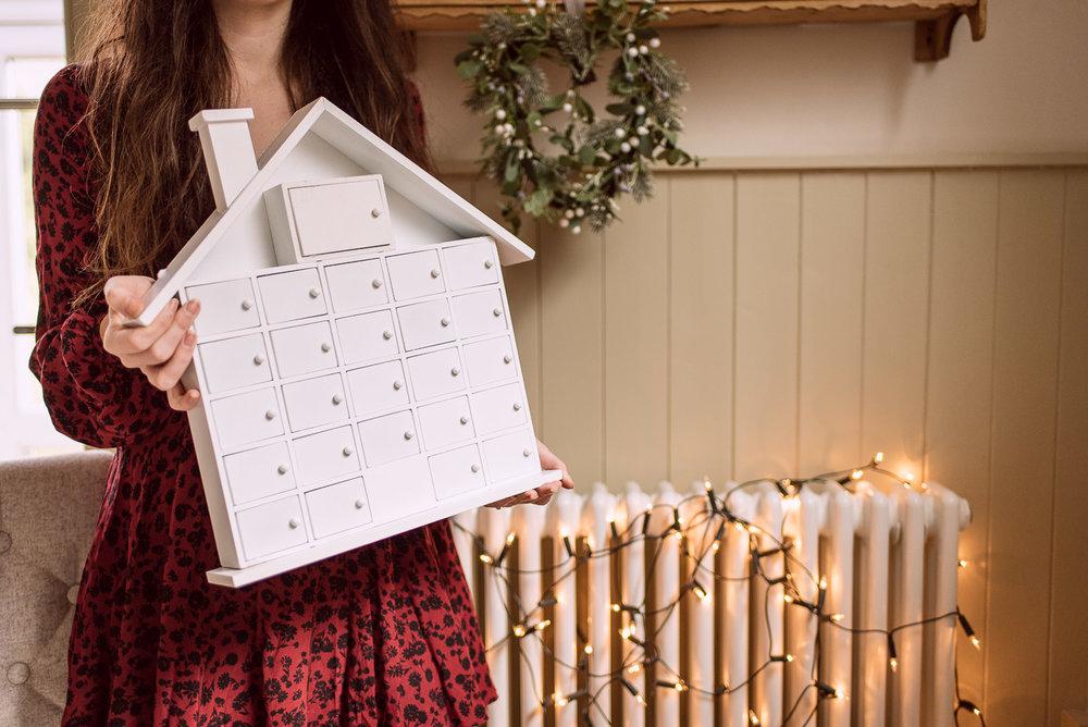 Hobbycraft Christmas Advent Craft DIY