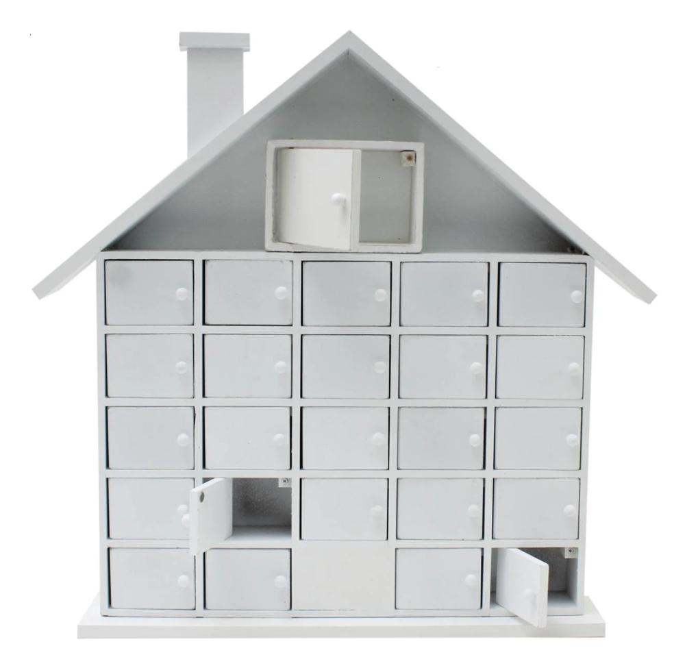 Hobbycraft advent calendar house