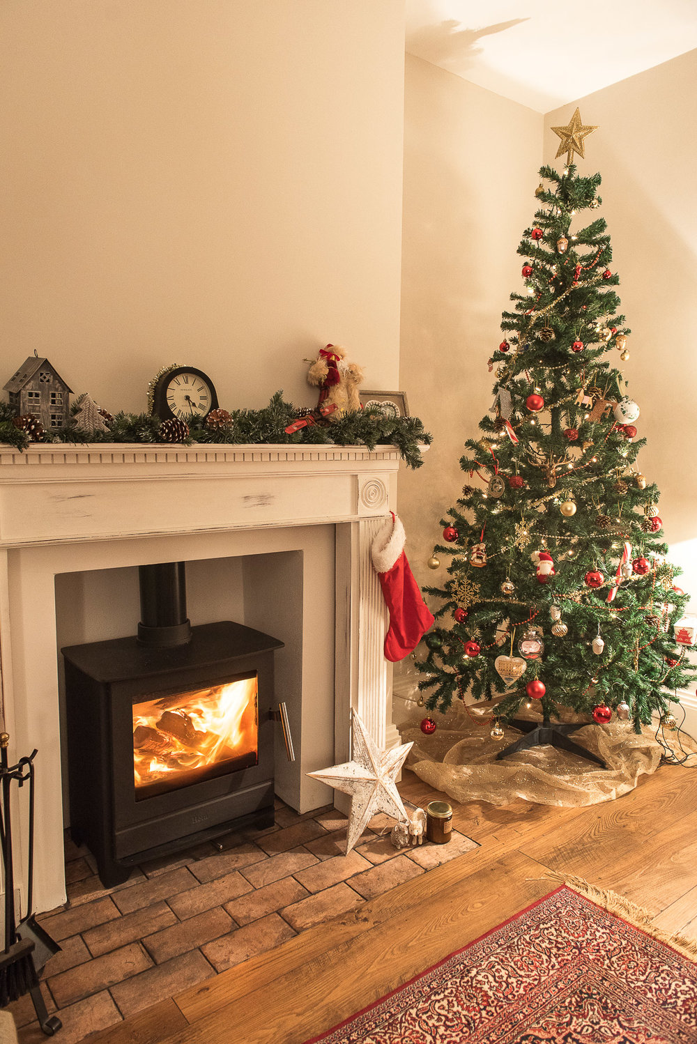 Christmas Interior Blogger UK