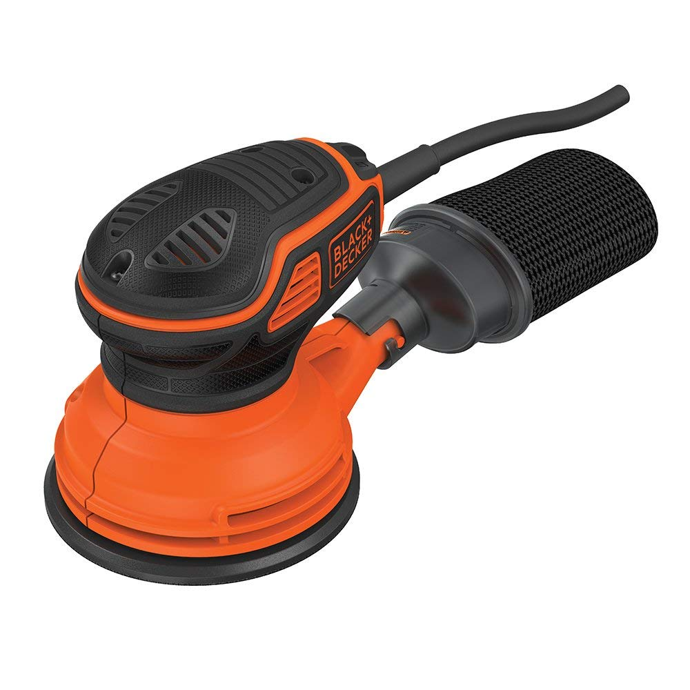 diy renovation tools black and decker orbit sander